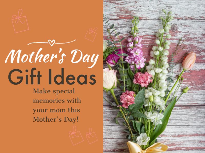 特別な母の日にするための5つのアイディア